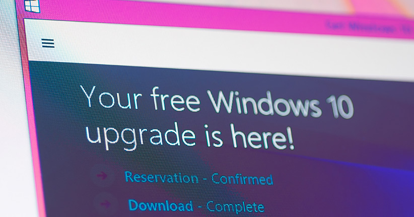 Windows 10 herunterladen Symbol in Windows 7 und Windows 8: Was tun?